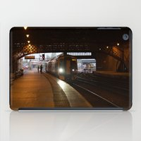 train iPad Cases featuring Train by RMK Photography