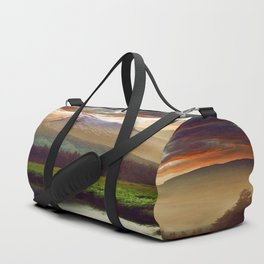 BEAUTIFUL WORLD2 Duffle Bag