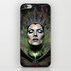 My Queen iPhone Skin
