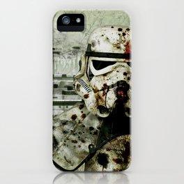 Imperial Walking Dead iPhone Case