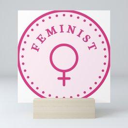 Feminist Mini Art Print