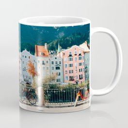 Crayola Houses | Innsbruck, Austria Coffee Mug