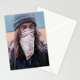 Jesus Saves - The Walking Dead Stationery Cards