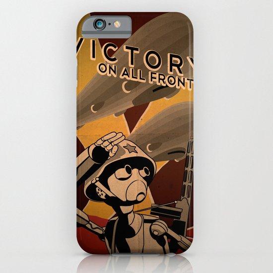 Propaganda Series 4 iPhone & iPod Case