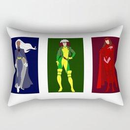 Awesome Women of the Xmen Rectangular Pillow