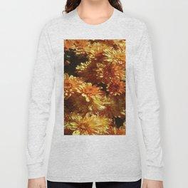 Sunlit Petals Long Sleeve T-shirt