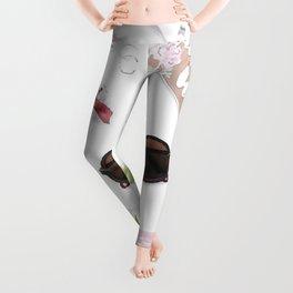Flat lay Leggings