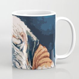 Bull Dog Coffee Mug