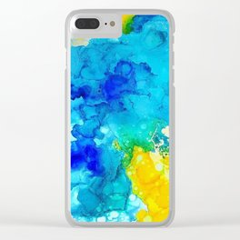 P R E S E N T Clear iPhone Case