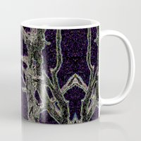 naked Mugs featuring Naked Pine by Glenn Designs
