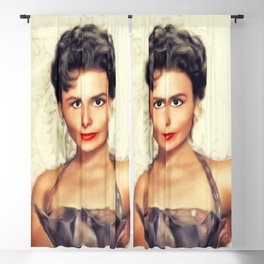 Lena Horne, Actress and Singer Blackout Curtain