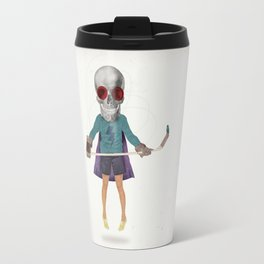 Superhero #9 Travel Mug