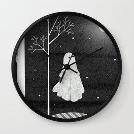 Walter Wall Clock