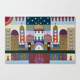 My Palace Canvas Print