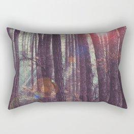 Magical Forest Rectangular Pillow