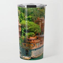 Italy. Portofino Travel Mug