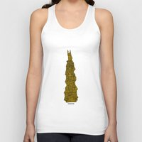 freedom Tank Tops featuring - freedom - by Magdalla Del Fresto