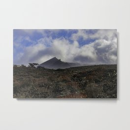 Vulcan Island Lanzarote Metal Print