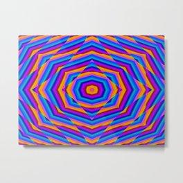 dizziness Metal Print