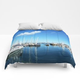 Guernsey Harbour Comforters