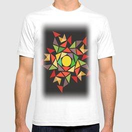 August sunset T-shirt