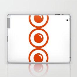 Circle chain Laptop & iPad Skin