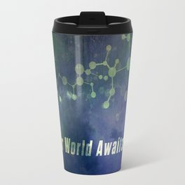 Double Helix Travel Mug