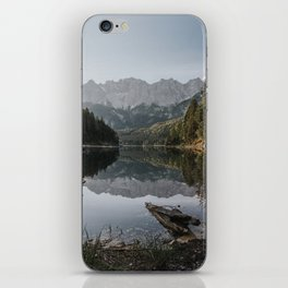 Lake View - Landscape and Nature Photography iPhone Skin