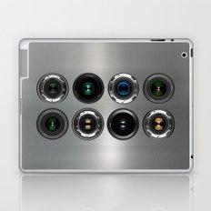 Robotic Camera Laptop & iPad Skin