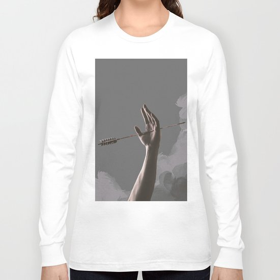 One of his kisses Long Sleeve T-shirt