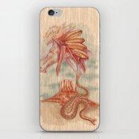 colorado iPhone & iPod Skins featuring COLORADO by TOXIC RETRO
