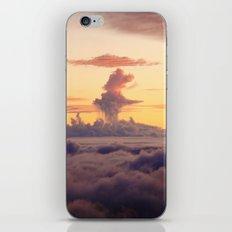 HALEAKALA'S CLOUDS iPhone & iPod Skin