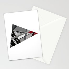 Venus of Triangle Stationery Cards
