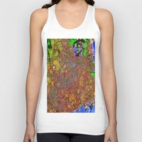 san francisco Tank Tops featuring san francisco by donphil