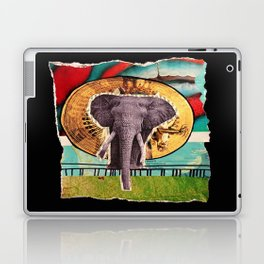 White Elephant Laptop & iPad Skin