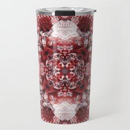 Furious Red Travel Mug
