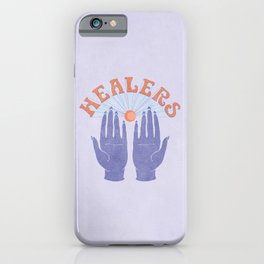HEALERS iPhone Case