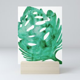 Banana Leaf Mini Art Print