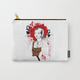 Anne Boleyn Carry-All Pouch