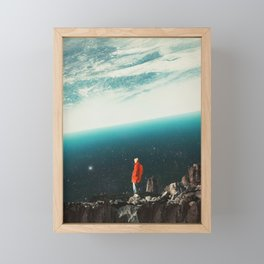 Saudade Framed Mini Art Print