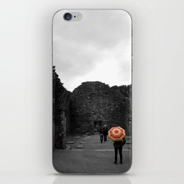 Umbrella iPhone Skin