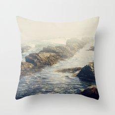 Ocean state Throw Pillow