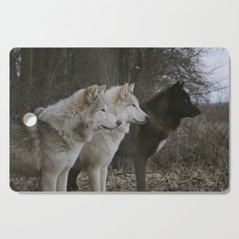 Cana, Logan, and Luther Cutting Board