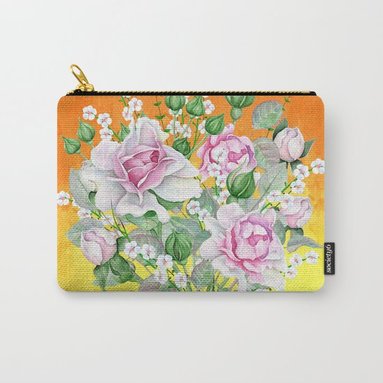 Flowers bouquet #22 Carry-All Pouch