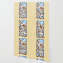 Food Pun - Nut Case Wallpaper