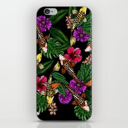 Tropical Koi iPhone Skin