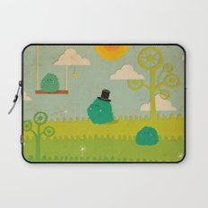 LILLL Monsters Laptop Sleeve