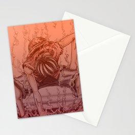 Hero ComeBack Stationery Cards