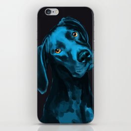 The Dogs: Riley B. iPhone Skin