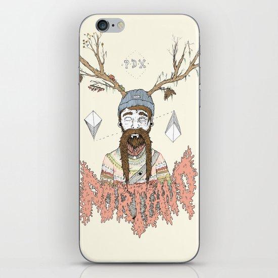 PORTLAND I iPhone & iPod Skin